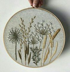 stickerei-stickerei-stickerei-nahen-stickerei-stickerei-diy-sticke-diy-e/ delivers online tools that help you to stay in control of your personal information and protect your online privacy. Embroidery Flowers Pattern, Modern Embroidery, Embroidery Hoop Art, Hand Embroidery Designs, Floral Embroidery, Cross Stitch Embroidery, Herb Embroidery, Embroidery Fabric, Bordados E Cia