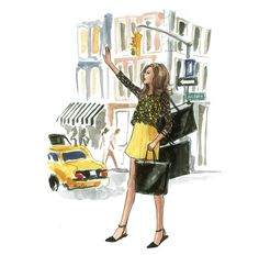 September 3, 2014 - Fall in New York: The September '14 Calendar Girl Story | Inslee By Design