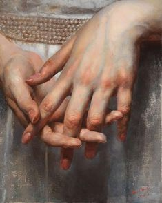 Aesthetic Painting, Aesthetic Art, Aesthetic Pictures, Renaissance Kunst, Renaissance Paintings, Rennaissance Art, Old Paintings, Paintings Of Hands, Romantic Paintings