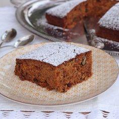 Island Food, Sweets Cake, Dessert Recipes, Desserts, Greek Recipes, Tiramisu, Banana Bread, Food And Drink, Tasty