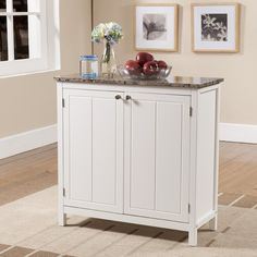 Kings Brand White with Marble Finish Top Kitchen Island Storage Cabinet Kings Brand Furniture kitchen furniture and dinning room furniture ideas Marble Top Kitchen Island, Kitchen Island Storage, Kitchen Cabinet Storage, Kitchen Tops, White Kitchen Cabinets, Kitchen Islands, Kitchen Ideas, Kitchen Designs, Kitchen Carts