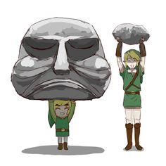 Tags: Fanart, Nintendo, Zelda no Densetsu, Pixiv, Link, Toon Link, Fanart From Pixiv, Zelda no Densetsu: Kaze no Takuto, Pixiv Id 680749