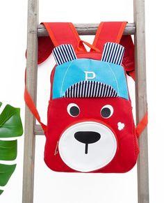 """6 """"Μου αρέσει!"""", 0 σχόλια - LittleBunny.gr (@littlebunny.gr) στο Instagram: """"♡Η Puppy red είναι η τσαντούλα που όλα τα παιδάκια θα ενθουσιαστούν.. Είναι τέλεια επιλογή για το…"""" Backpacks, Bags, Instagram, Fashion, Handbags, Moda, Fashion Styles, Backpack, Fashion Illustrations"""