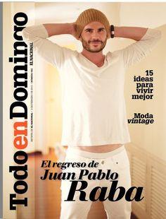 Juan Pablo Raba en Todo en Domingo 03/ 02 / 2013