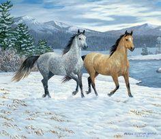 О лошадях... Художница Персис Клейтон Вейерс (Persis Clayton Weirs).. Обсуждение на LiveInternet - Российский Сервис Онлайн-Дневников