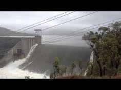 Awoonga dam Gladstone January 2013