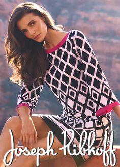Dress Joseph Ribkoff 151772 now in at The Kawartha Store, Fenelon Falls On.  705-887-9888