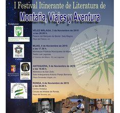 I Festival Itinerante de Literatura con la colaboracion de nuestra librería asociada Prometeo. ➡ www.uniliber.com