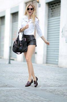 preppy fashion editorials | da 10 Corso Como eccoli anche ai miei piedi: i mocassini preppy ...