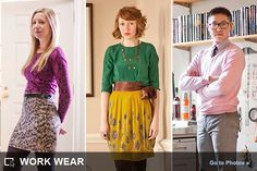 Work Wear: Office Style at Simon & Schuster