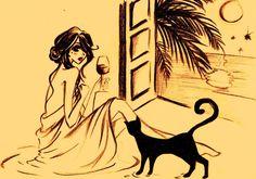 au chat noir - Buscar con Google