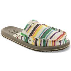 Sanuk Womens Getaway Sidewalk Surfer. Need. I hate shoes.