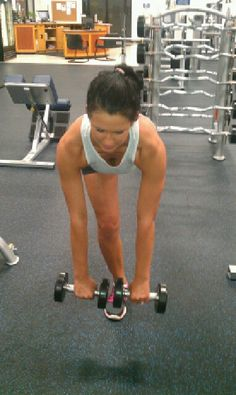 Lots of workout - weight lifting ideas with pictures. Great for figure, not bulk.