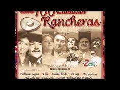 Las 100 Clasicas Rancheras,VOLUMEN 1. - YouTube