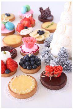 various tarts