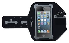 Nite Ize NIPB2-01-R8 Large Black Action Armband For iPhone & iPod Touch. Large.