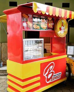 Kiosk Design, Booth Design, Vendor Cart, Bbq Shop, Food Cart Design, Food Kiosk, Coffee Truck, Food Stall, Small Meals