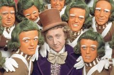 Oompa Loompa, Oompidee doo, I have another riddle for you....
