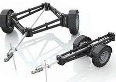 Image result for bike trailer welding project