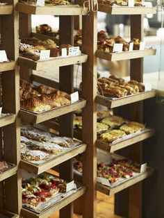 Real Patisserie - St. George's Road, Kemp Town, Brighton