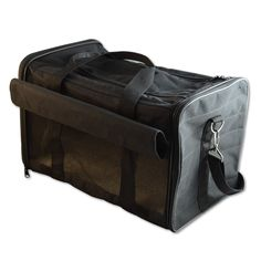 PetsNall Soft-Sided Pet Carrier Bag  Black, Airline Approved ** Insider's special review you can't miss. Read more  : Dog stuff