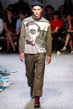 Antonio Marras Spring 2016 Menswear Collection Photos - Vogue