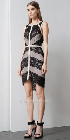 Constance Lace Dress by EDM Private Collection