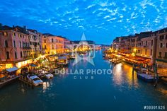 http://www.dollarphotoclub.com/stock-photo/Venice, View from Rialto Bridge./38991826 Dollar Photo Club millions of stock images for $1 each
