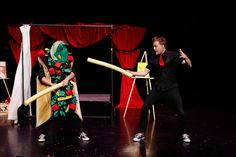 The Amazing Max | April 10-May 1 | Enjoy a zany magic show with a mind of its own. Magician Max Darwin makes objects appear out of thin air and defies the laws of physics inches from spectators' faces.