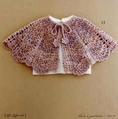 It is a website for handmade creations,with free patterns for croshet and knitting , in many techniques & designs. Crochet Cape Pattern, Crochet Baby Poncho, Crochet Dishcloths, Baby Girl Crochet, Crochet For Kids, Crochet Shawl, Baby Knitting, Free Pattern, Knit Crochet