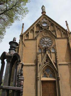Loretto Chapel, Santa Fe NM