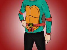 Les bonshommes-tortue verts étaient cool il y a 20 ans et ils le sont toujours aujourd'hui. Peut-être même encore plus cool. Si vous cherchez un costume pour Halloween, une soirée à thème ou pour le déjeuner du dimanche, voici par où commen...
