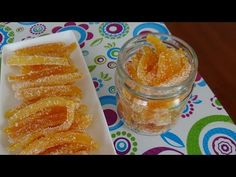 Portakal Kabuğu Şekerlemesi - YouTube