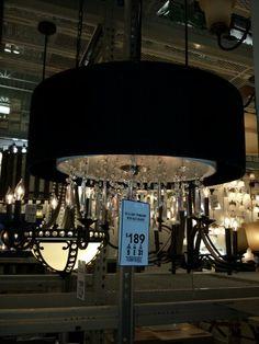 Lowes Black Pendant Chandelier Light 189