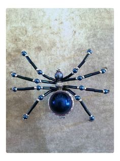 ✔ Beaded Spider Tutorial