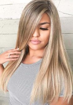 28 Natural Balayage Hair Color Trends for 2018