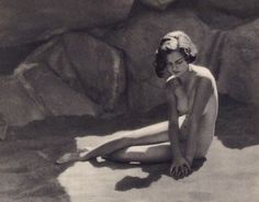 "Forman Hanna, ""Canyon Sand"" c1933"