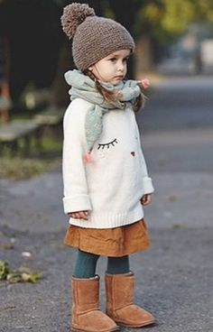 Omg my baby NEEDS this outfit - Baby fashion - Kids Style Toddler Girl Style, Toddler Girl Outfits, Toddler Fashion, Kids Fashion, Toddler Dress, Stylish Toddler Girl, Baby Dress, Little Girl Outfits, Little Girl Fashion