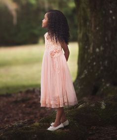 Another great find on #zulily! Pink Corrina Dress - Toddler #zulilyfinds