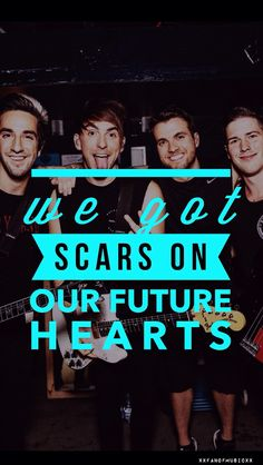 All Time Low :: Old Scars/ Future Hearts