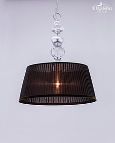 108 SG silver leaf crystal pendant light combined with Swarovski elements crystals and brown organdy shade Crystal Pendant Lighting, Pendant Lights, Brown Shades, Spice Things Up, Swarovski, Leaves, Ceiling Lights, Crystals, Elegant