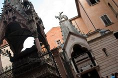 Arche scaligere (Verona, Italy)