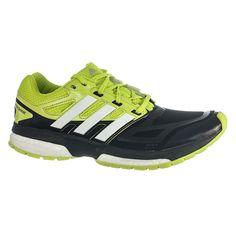NEW ADIDAS RESPONSE BOOST TECH Techfit Running MENS energy NIB B40107 $100 #adidas #Running