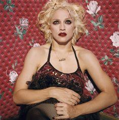 Madonna by Bettina Rheims