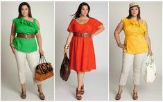 OUTFITS PARA GORDITAS 2016   #Fashion #Moda #Outfits