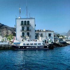 #Puerto #Mogan #Canarias - @rebefania- #webstagram