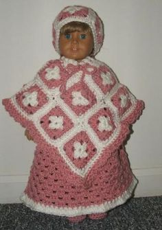 Pioneer Set free crochet pattern