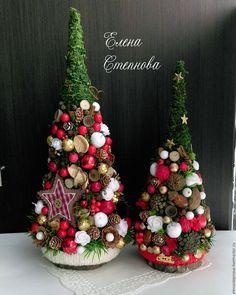 """Купить Елка новогодняя """"Пряная"""" Новогодний декор. - елка, елка новогодняя, елка ручной работы"""