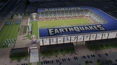 San Jose Earthquakes Stadium