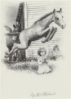 Garth Williams, Illustrator